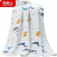 Nan ji ren 南极人 婴儿浴巾 *6件