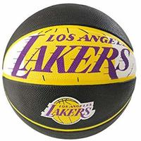 Spalding NBA Courtside Team 户外橡胶篮球