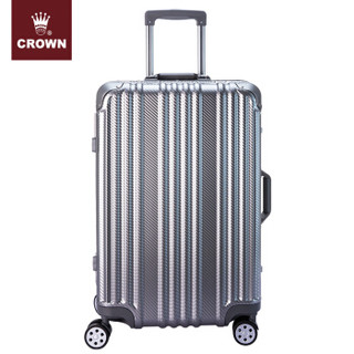 CROWN HF51952589P6800 铝框拉杆箱