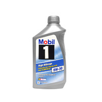 Mobil美孚 美国进口 1号高里程 HM 5W-30 全合成机油 1QT/0.946L *10件