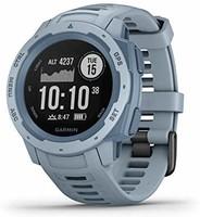 Garmin Instinct 自动 黑色010-02064-05 智能手表