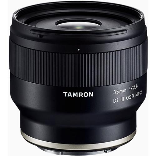61预售、24期免息 : TAMRON 腾龙 35mm F2.8 Di III OSD M1:2(F053)定焦镜头 索尼E卡口