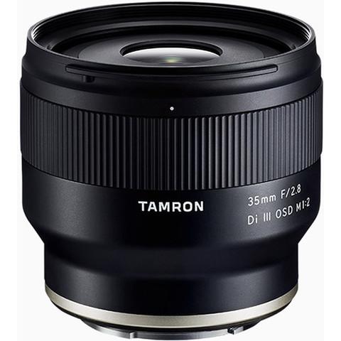 Tamron 腾龙 F053 35mm F/2.8 Di III OSD M1:2 标准定焦镜头