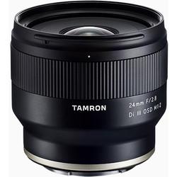TAMRON 腾龙 24mm F2.8 Di III OSD M1:2(F051)广角定焦镜头