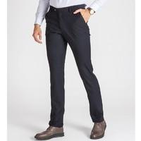 相思鸟 OK004B 男士商务休闲品质西裤
