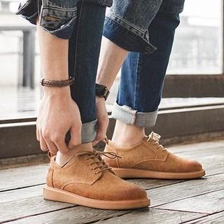 MADEN 马登 MD1407802 男士加绒休闲鞋