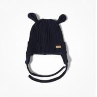 CACUSS 宝宝冬季新款纯棉帽子