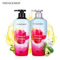 菲诗小铺(The Face Shop) lg香水洗发水控油去屑香氛洗发乳(400ml+400ml) *2件