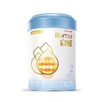 惠氏 illuma 启赋 较大婴儿配方奶粉 2段 900g
