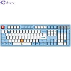 7日0点:AKKO 3108 V2哔哩哔哩 机械键盘 有线键盘 游戏键盘 电竞 108键