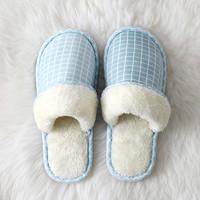 kjg 保暖棉拖鞋 翻口式 35-45码可选