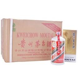 茅台 2008年出厂 酱香型白酒 53度 500ml*12瓶装(飞天/五星随机发货)