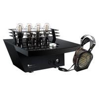 头领(HiFiMAN) SHANGRI-LA香格里拉静电耳机系统 头戴式发烧高端台式耳机放大器 钢琴黑