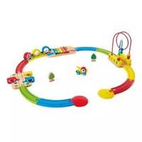 Hape E3815 火车轨道玩具