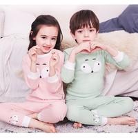 YUZHAOLIN/俞兆林 儿童棉内衣套装 *3件
