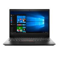 联想ThinkPad R490 英特尔酷睿i5 14英寸轻薄商务办公笔记本电脑指纹 I5-8265U 8G 256GSSD 2G独显 00CD