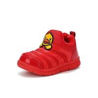 B.Duck 小黄鸭 儿童毛毛虫鞋