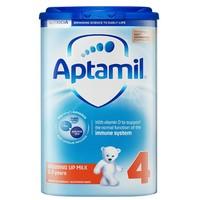 Aptamil 英国爱他美 婴幼儿奶粉 4段 800g