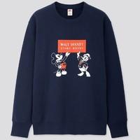18日0点 : UNIQLO 优衣库 425718 男女(UT) DPJ运动衫(长袖)