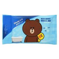 Kleenex 舒洁 湿厕纸 旅行装 10片装 *5件