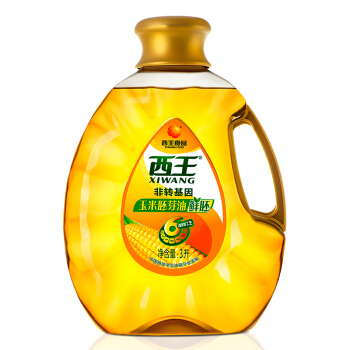 XIWANG 西王 玉米胚芽油 3L *2件