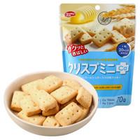 日本进口 滨田 黄油味饼干 70g *10件