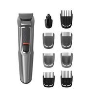 Philips 系列 3000 适用于胡须和头发的多重套装,配有鼻子修剪器配件 *2件