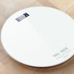 TCL 海倍瑞 电子体重秤 电池款