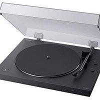 Sony 索尼 全自动无线乙烯基唱片播放器,带蓝牙和 USB 输出