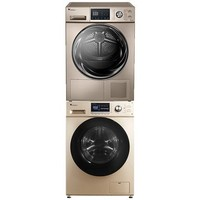 Littleswan 小天鹅 TG100S21WDG TH100-H16G 洗烘套装