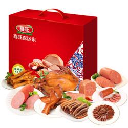 喜旺喜运来2.44kg肉食 *2件