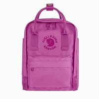 FJÄLLRÄVEN 北极狐 Re-Kanken Mini SpinDye 情侣款双肩包
