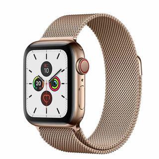 Apple 苹果 Watch Series 5 智能手表 40mm 米兰尼斯表带