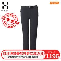 HAGLOFS 603373 女裤防水轻便耐磨透气弹力软壳裤长裤