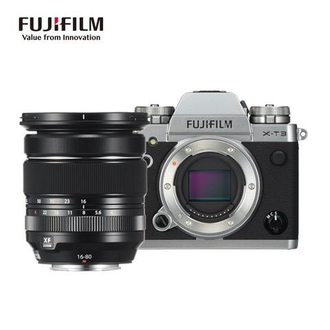 FUJIFILM 富士 X-T3 微单 XF16-80 镜头套装