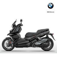 宝马BMW C400X 摩托车 定车送价值2400元发动机护杠一套 金属风暴黑