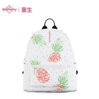 EPIPHQNY 51144 白色菠萝双肩包