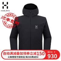 火柴棍HAGLOFS户外男装防风防水透气弹力软壳衣夹克603558