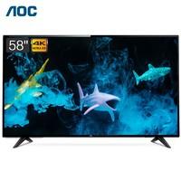 AOC 58U7086 58英寸平板电视