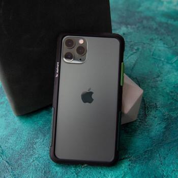 太乐芬 手机壳保护套iPhone11 黑军绿
