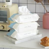 京东京造 厨房湿巾 56片*3包 *2件