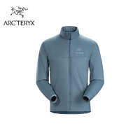ARC'TERYX 始祖鸟 男款 轻量防风保暖棉服 Atom LT Jacket H445643 (普洛提丝灰、S)