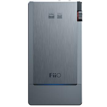 FiiO 飞傲 Q5s 蓝牙耳放HIFI平衡解码一体机DSD硬解 钛色