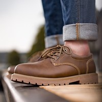MADEN 马登 1907081 男士低帮工装鞋