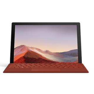 Microsoft 微软 Surface Pro 7 12.3英寸二合一平板电脑(i5-1035G4、8GB、128GB)单电脑