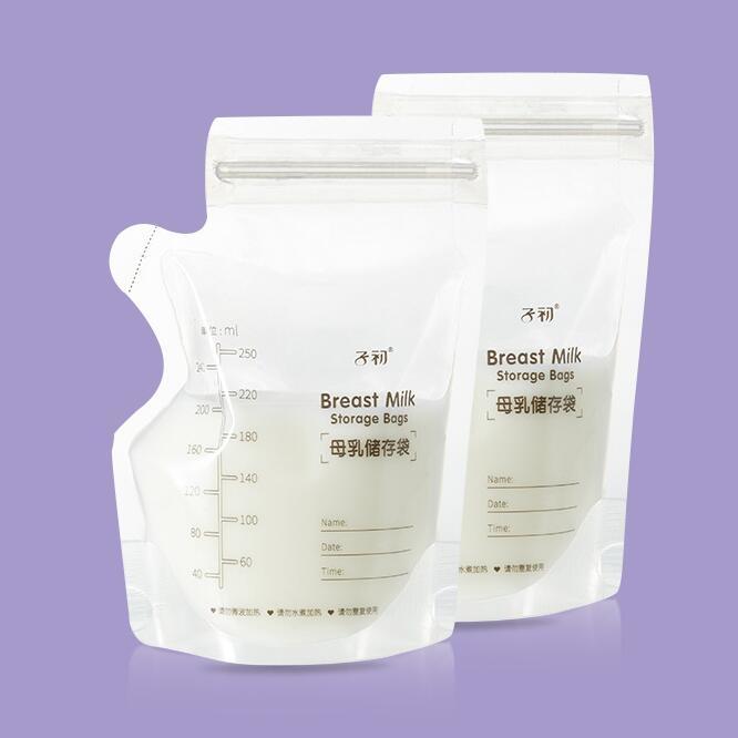 Springbuds 子初 母乳储存袋 250ml 30片