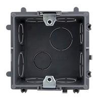 ABB 暗盒底盒墙壁开关插座布线盒86型通用