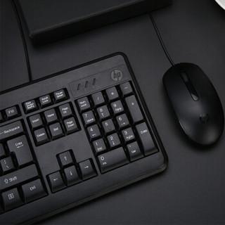 HP 惠普 KM10 键鼠套装