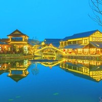 无锡拈花湾拈花客栈1晚 享景区门票、小火车、手作体验等活动