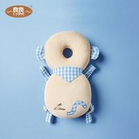 良良 婴儿防摔枕宝宝防摔头部保护垫儿童学走路防摔垫学步护头枕 *4件